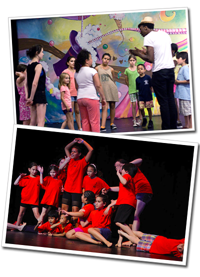 Summer Stage Workshops 2011
