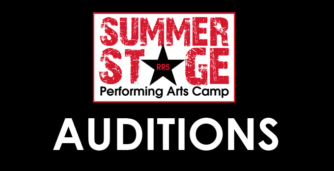 Summer Stage Auditions