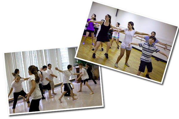 Summer Stage Dance Workshops