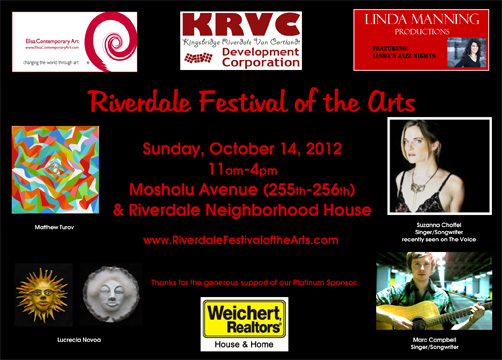 RIverdale Festival of the Arts