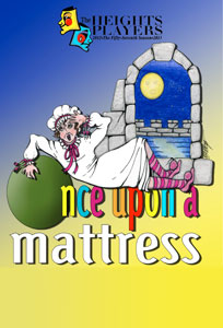Once Upon A Mattress wth Patrick Dwyer