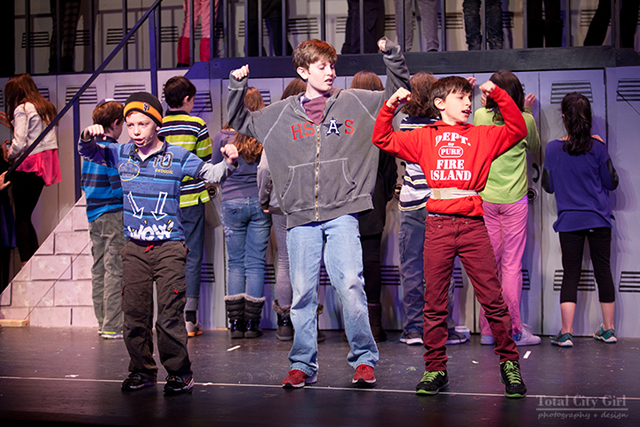 It's Easy - An Anti-Bullying Musical presented by Riverdale Rising Stars Junior and See The Wish Onstage