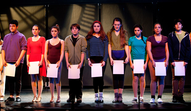 A Note To The Cast of A Chorus Line