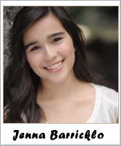 Jenna Barricklo